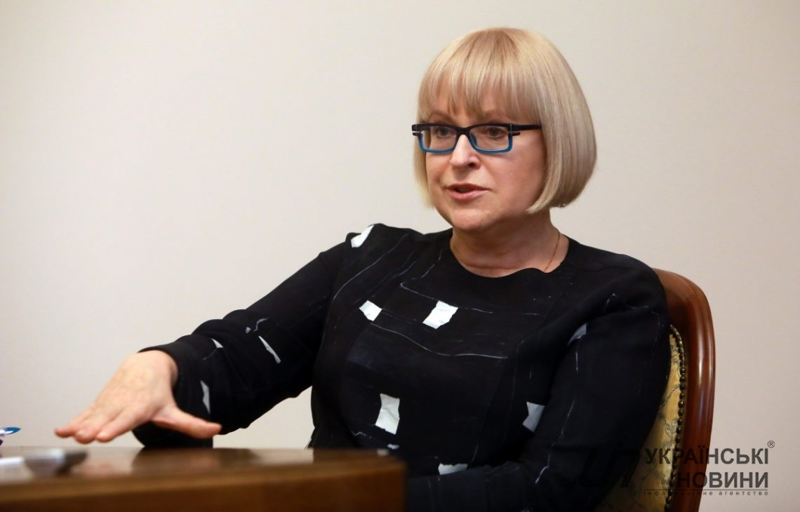 Амосова неприйшла вМОЗ, демали заслухати її звіт