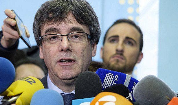 Німецька прокуратура подала прохання про екстрадицію Пучдемона в Іспанію