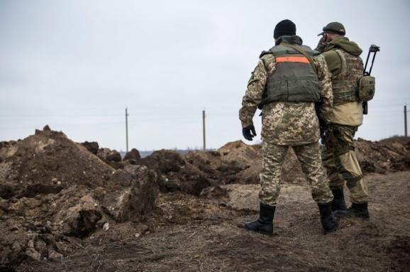 Міноборони: РФвикористовує наДонбасі міни радянського виробництва