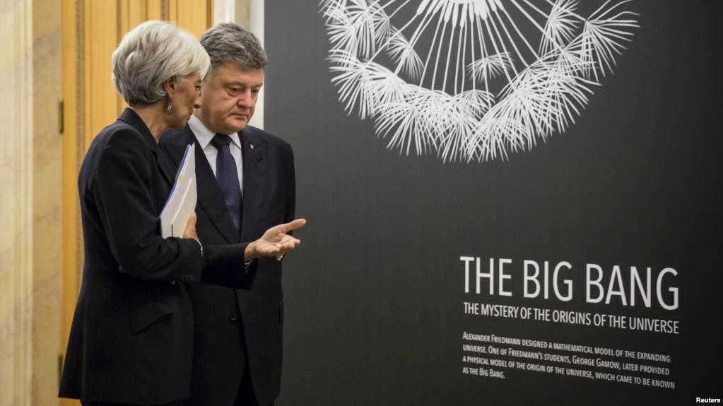 Порошенко анонсировал главные переговоры сМВФ