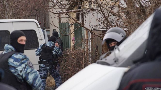 Силовики ФСБ обыскивали мечеть вселе Джанкойского района— «Крымская солидарность