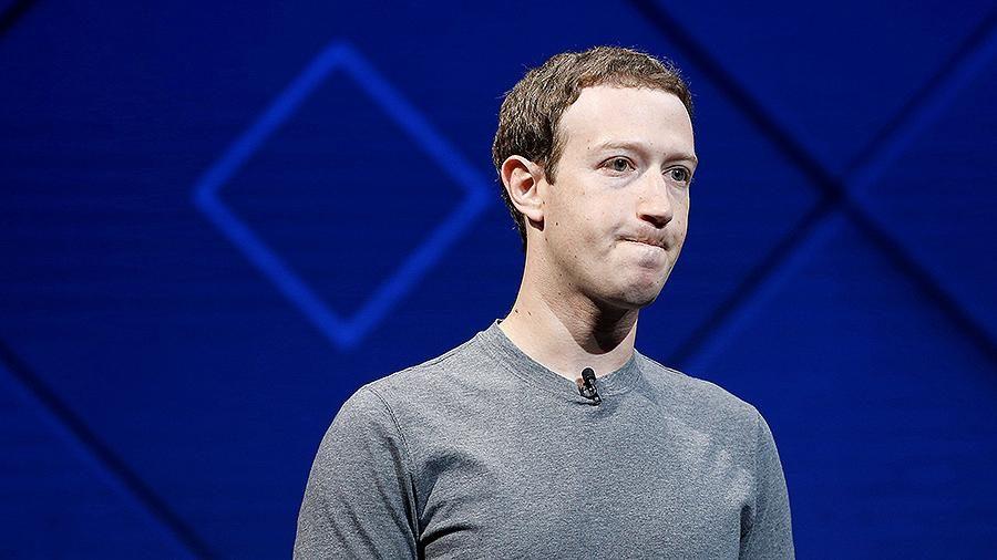 Марк Цукерберг извинился перед Конгрессом заневнимание кзащите личных данных