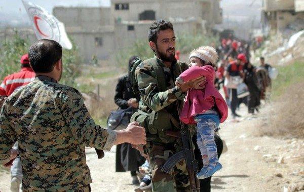 Россия, приготовься: Трамп заявил озапуске ракет поСирии