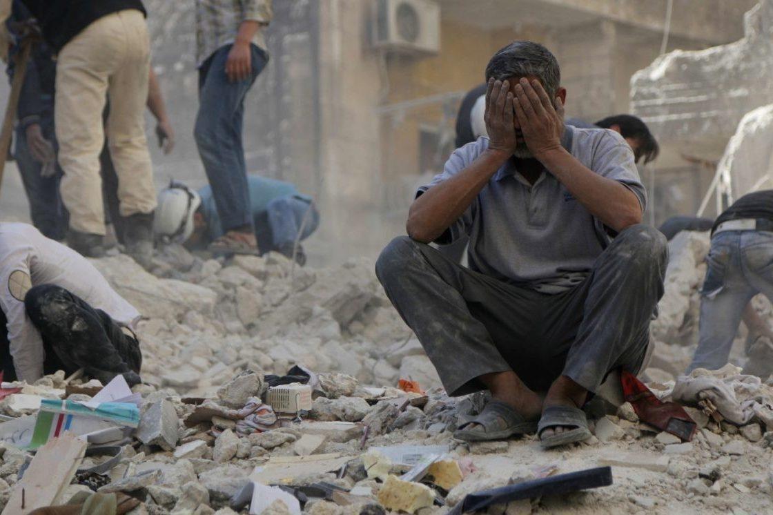 В Гааге в штаб-квартире ОЗХО начались экстренные переговоры относительно предполагаемой атаки химическим оружием в сирийском городе Дум
