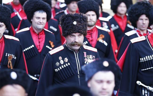 В окупованому Криму створюють так звані козачі дружини для придушення громадянських протестів.