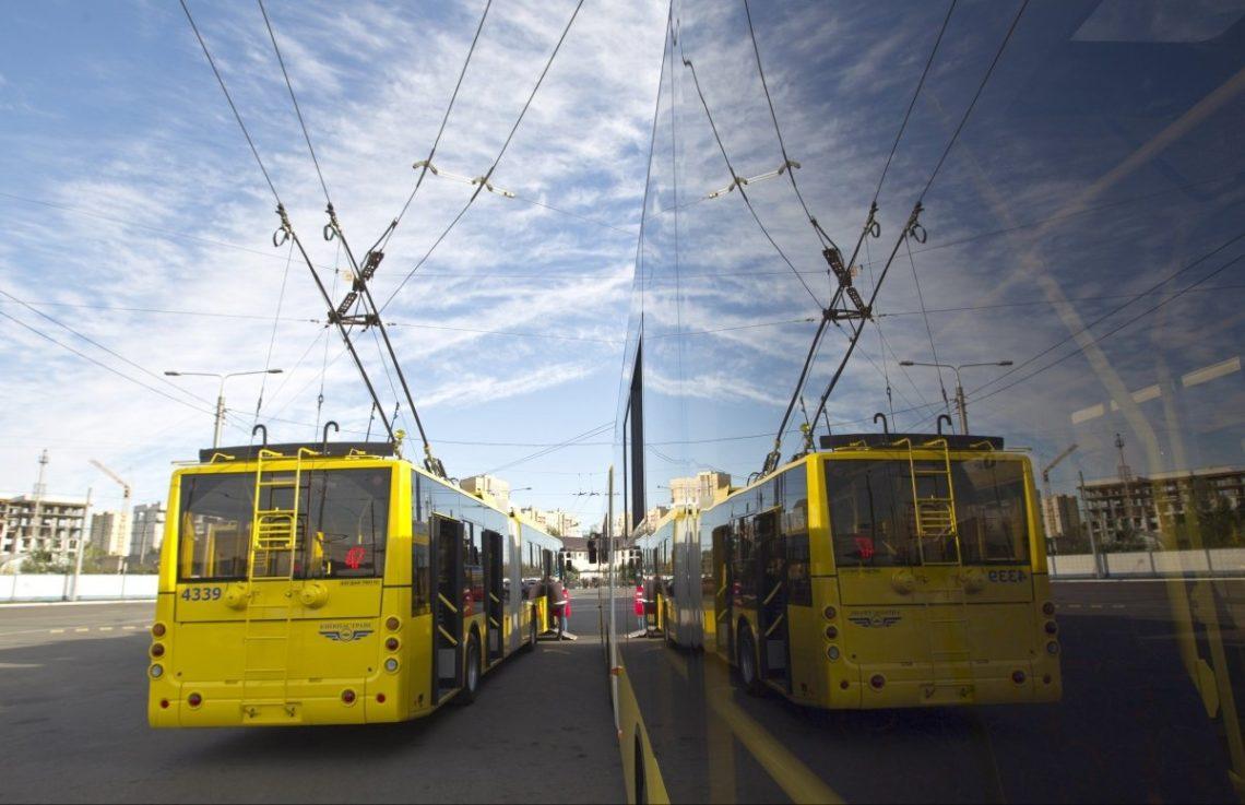 Власти Киева снова повышают стоимость проезда вобщественном транспорте
