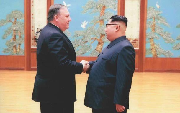Ким Чен Ынготов представить программу поденуклеаризации, объявил Помпео