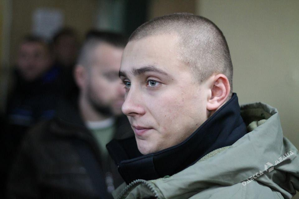ВОдессе напали наактивиста Стерненко: он информирует о выстреле вголову