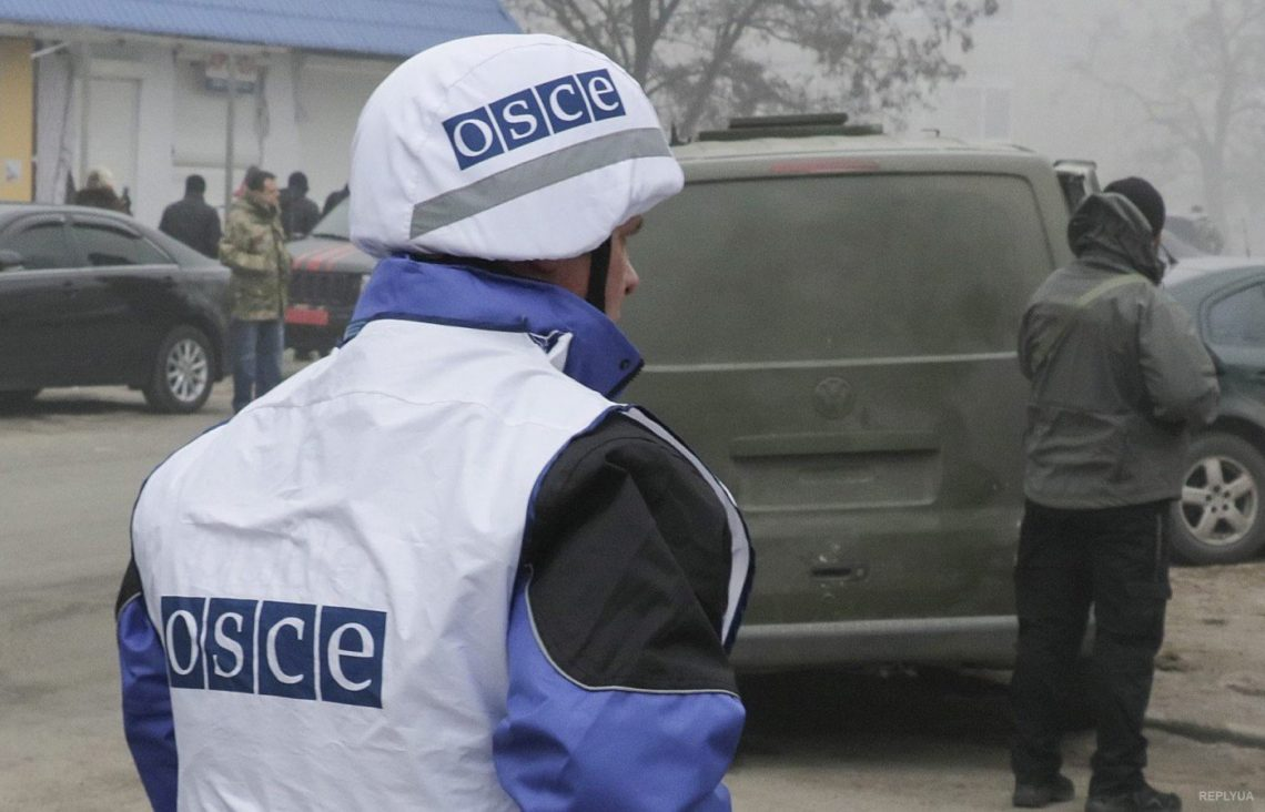 ОБСЕ: Несоблюдение минских договоров ставит под угрозу работу Донецкой фильтровальной станции