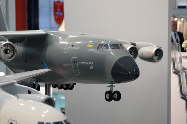 Укроборонпром: Украина иТурция начнут выпускать военно-транспортные самолеты