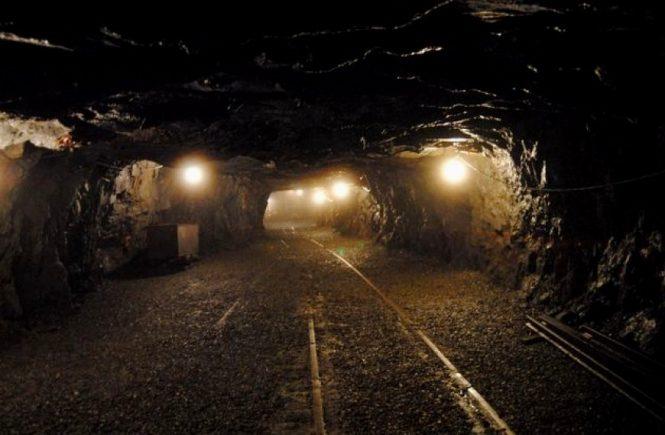 Нашахте Золотое «Первомайскугля» произошел прорыв шахтных вод