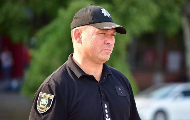 Князєв представив нового очільника поліції Луганської області