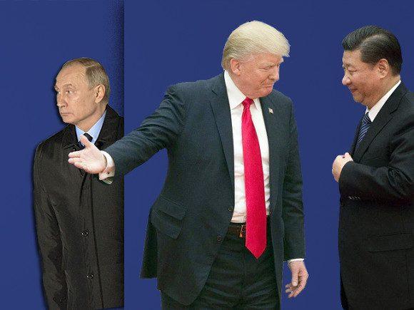 Forbes лишил В.Путина лидерства всписке самых влиятельных людей мира