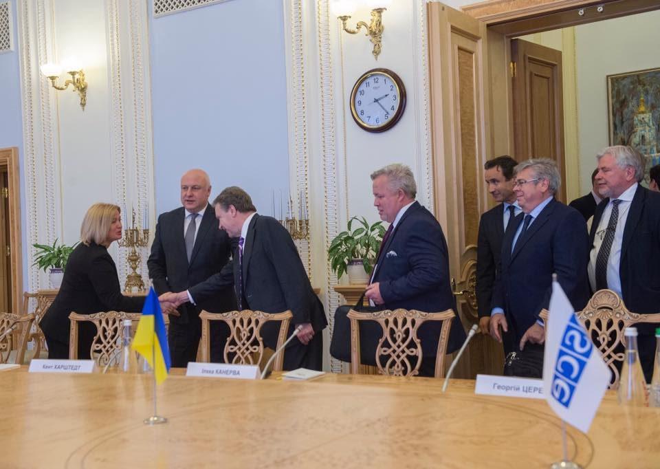 Геращенко сообщила  о«ползучей легитимизации» выборов Российского Президента  ваннексированном Крыму