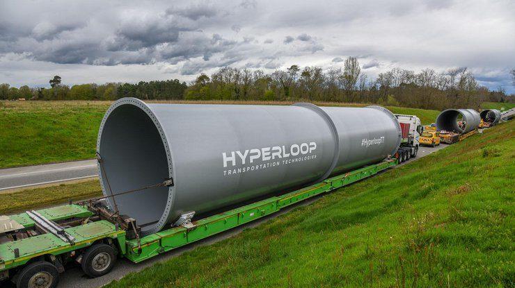Центр транспортных инноваций HypeUA выбрал место строительства тестовой площадки для Hyperloop в Днепре