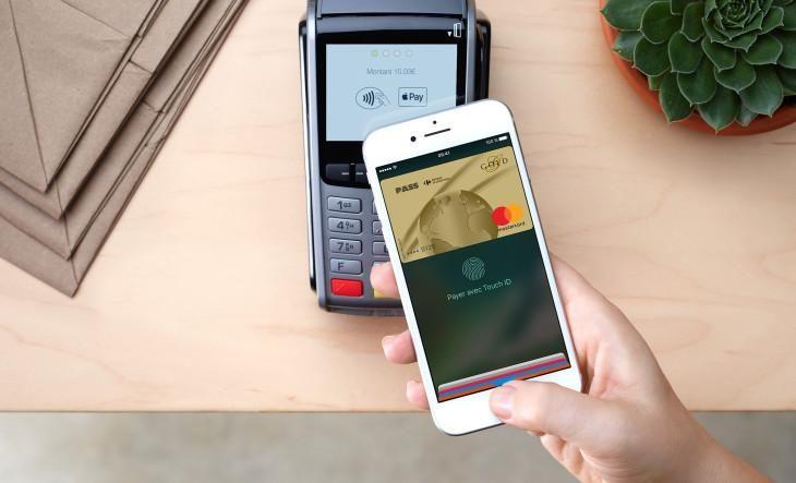 Apple Pay запустил бесплатный платежный сервис вУкраинском государстве
