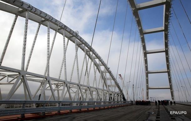 Будівництво Кримського мосту без згоди української сторони і всупереч позиції Генеральної Асамблеї ООН — чергове очевидне порушення міжнародного права.