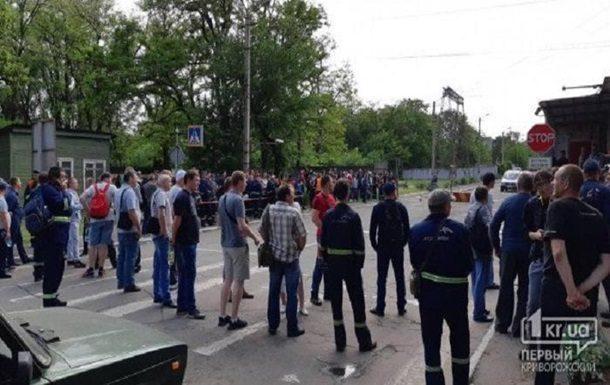ВДнепропетровской области парализовали работу завода