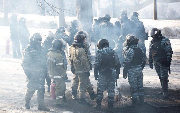ГПУ передала в Шевченковский районный суд Киева обвинительный акт в отношении двух экс-беркутовцев, подозреваемых в причастности к разгону активистов Евромайдана.