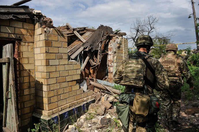 Останній тиждень на Донбасі встановив рекорд за кількістю обстрілів позицій українських військових.