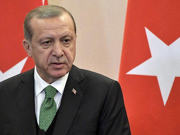 Президент Турции призвал граждан отказаться от доллара