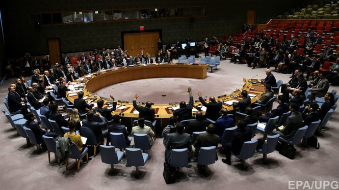 Председательство вСовбезе ООН перешло к Российской Федерации