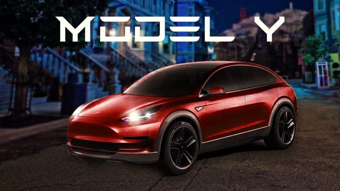 Илон Маск показал новую Tesla Model Y