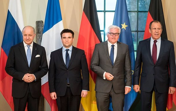 Одной из главных тем переговоров министров иностранных дел в Берлине в нормандском формате станет миротворческая миссия ООН