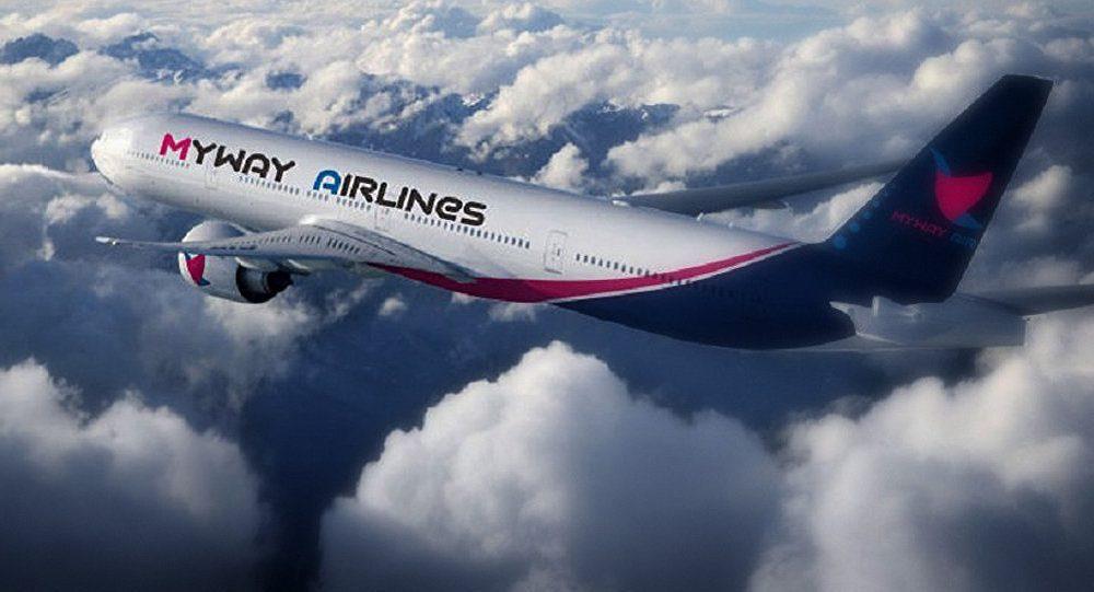 Грузинская авиакомпания Myway Airlines запускает рейсы в государство Украину