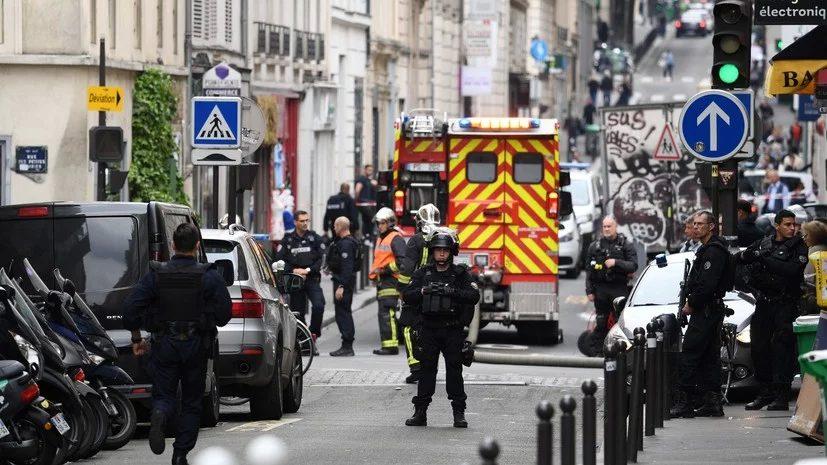 Захват заложников вцентре Парижа: один изпленников тяжело ранен