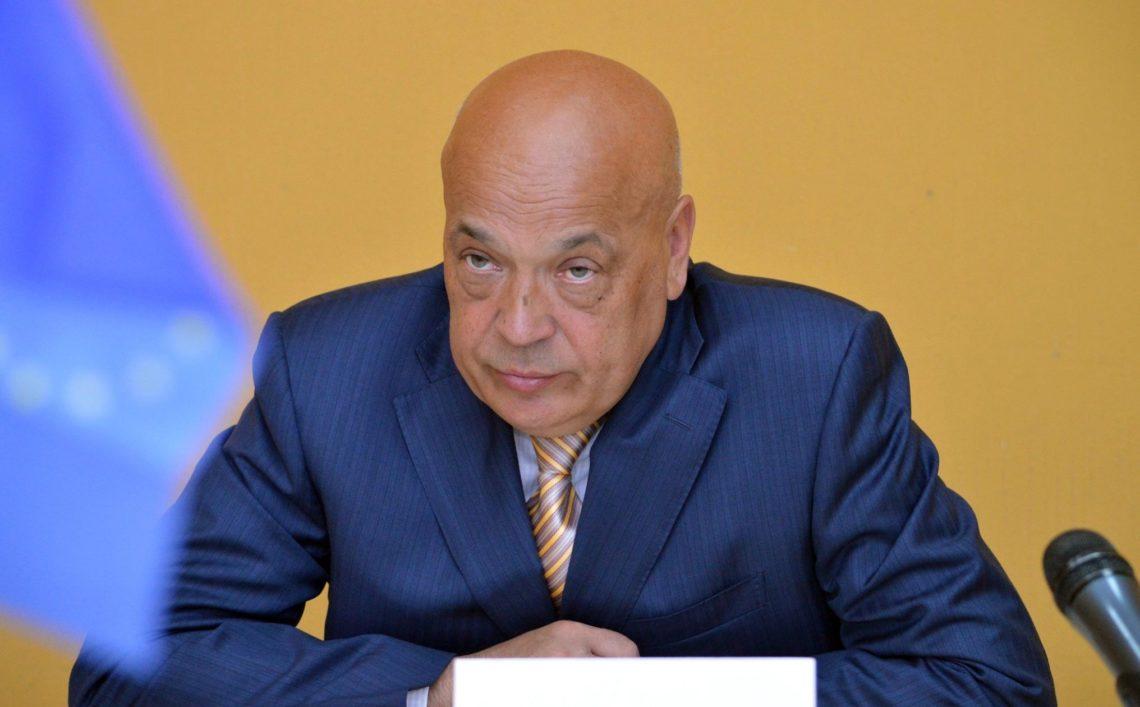 Губернатор Закарпатской области Геннадий Москаль считает что Крым для материковой Украины был чужим