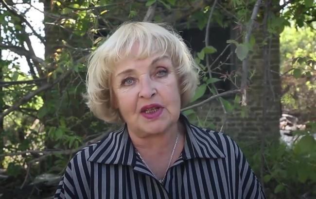 «Низко кланяюсь»: Роговцева выступила строгательной речью напередовой