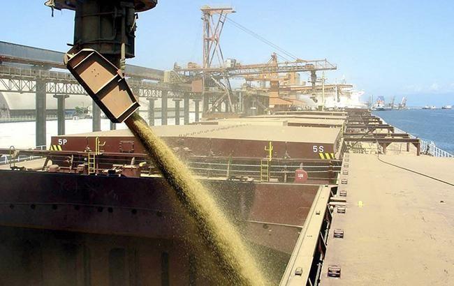 РФ вывозит крымское зерно вСирию