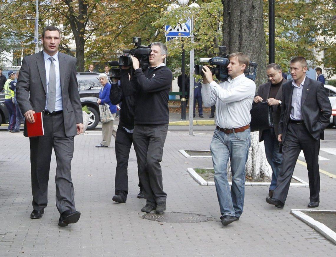Кличко объявил, что Киев небудет оплачивать миллиардные штрафы «Нафтогазу»