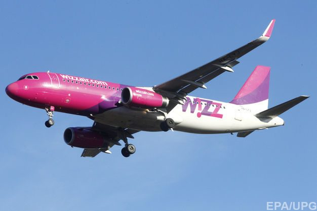 Авиакомпания Wizz Air выполнила первые рейсы из столицы Украины вБерлин иФранкфурт