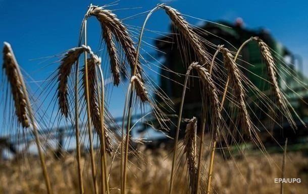 Украина загод экспортировала 39,4 млн тонн зерна