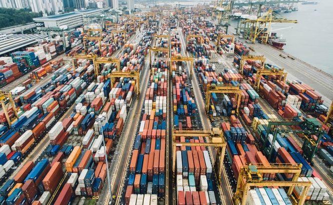 Недостаток внешней торговли товарами вУкраинском государстве вырос в1,4 раза