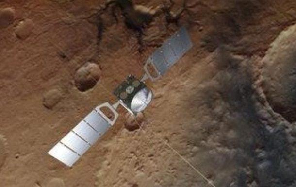 Под Южным полюсом Марса нашли озеро сжидкой водой