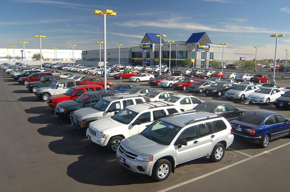 ВУкраинском государстве продажи б/у авто бьют рекорды