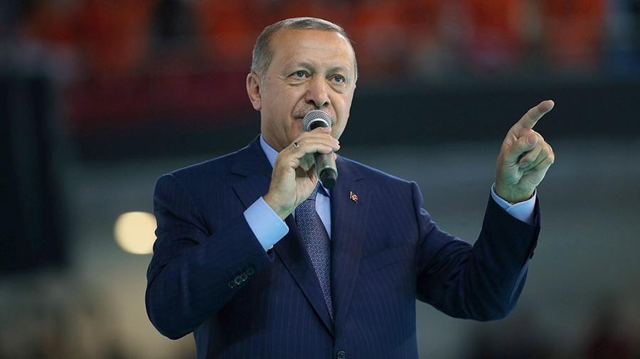 Турецький президент відреагував на падіння національної валюти на тлі торговельних обмежень США.