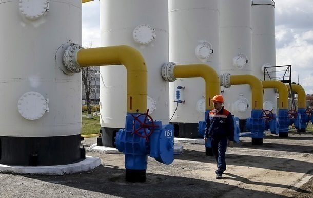 Газпром увеличил поставки газа наДонбасс