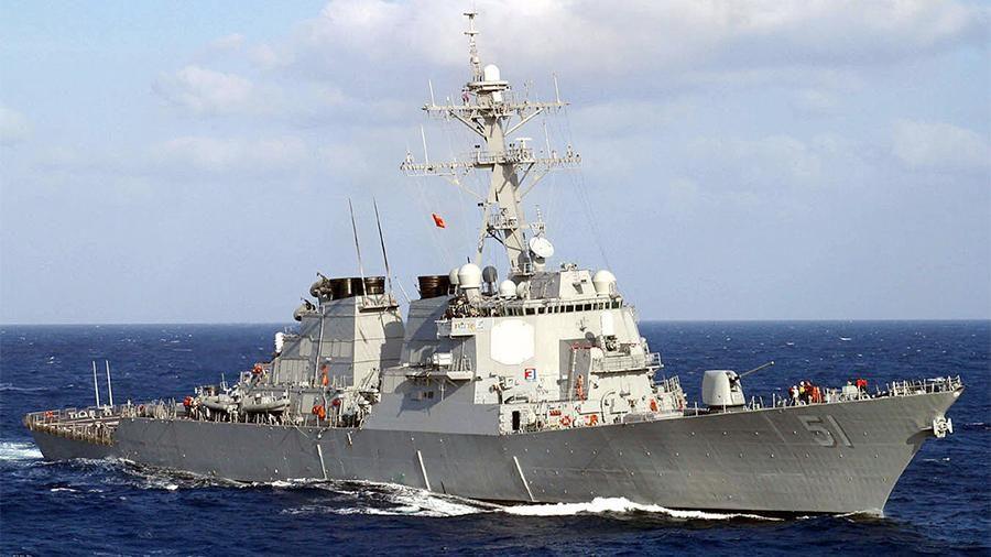 Ракетний есмінець ВМС США Bulkeley з крилатими ракетами «Томагавк» увійшов 12 вересня в акваторію Середземного моря.