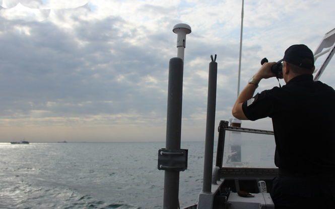 Украина перебрасывает сотни спецназовцев наАзовское иЧерное моря
