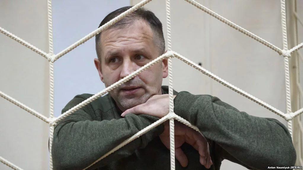 ДОБАВЛЕНО: ВУФСИН прокомментировали сообщение обизбиении проукраинского активиста вСИЗО Симферополя