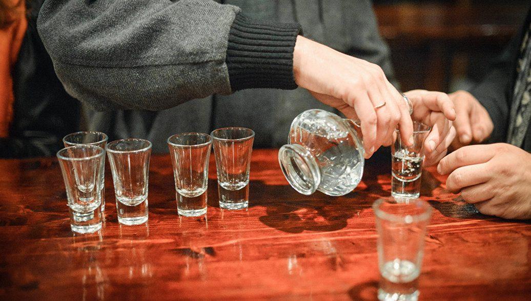 ВУкраинском государстве подорожал спирт