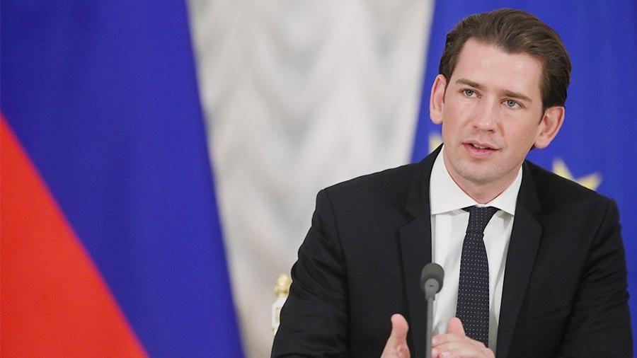 Путин объявил обукреплении сотрудничества РФ иАвстрии