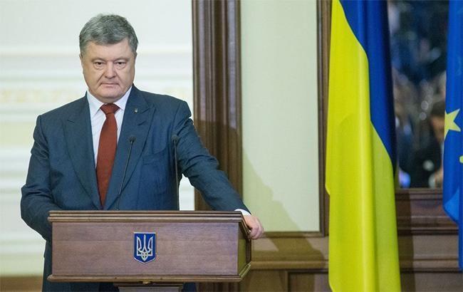 Порошенко объявил ополучении данных по«российскому вмешательству» ввыборы вгосударстве Украина