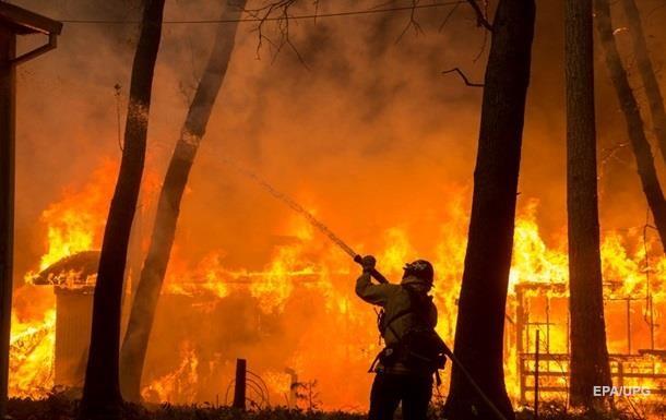 Число жертв лесных пожаров на севере американского штата Калифорния возросло до 23 человек.