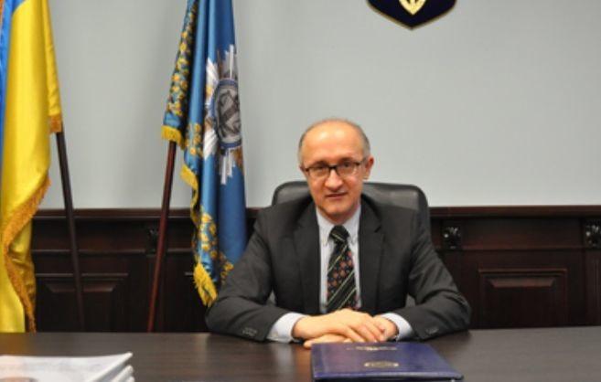 Поліція проводить оперативно-слідчі дії через інцидент із зеленкою для голови Вищої кваліфікаційної комісії суддів України Сергія Козьякова.