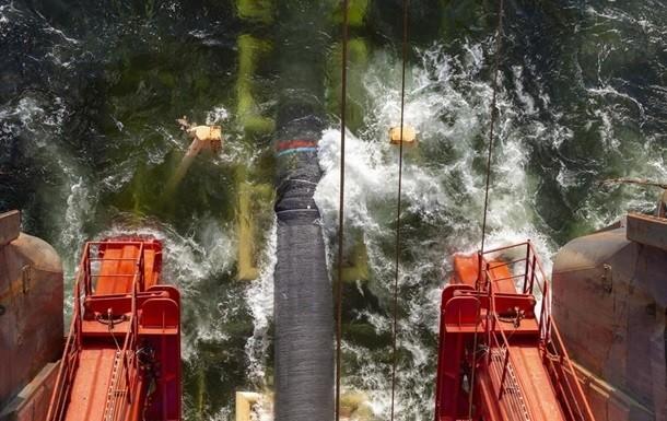 Завершена укладка обеих ниток в прибрежной зоне Германии. Работы идут по графику отметили в холдинге